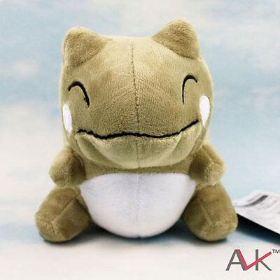 "Pokemon 6"" Plush Mega Pet Substitute Frog Stuffed Animal Doll Toy"