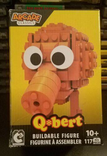 117 Pieces Q*Bert Buildable Figure Arcade Classics