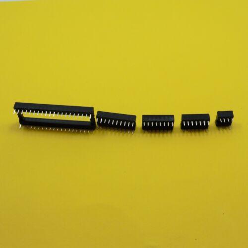 IC Socket Low Profile Adaptor PCB Solder Type