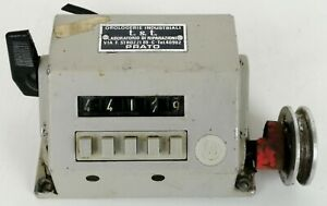 CONTATORE-NUMERICO-INDUSTRIALE-IVO-UE-230-MADE-IN-GERMANY-VINTAGE