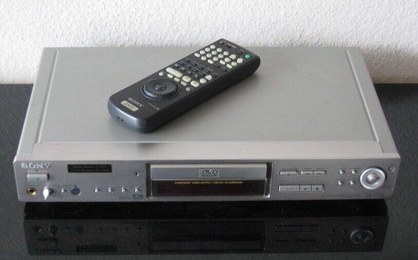 Dvd-afspiller, Sony, DVP-S735D