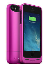 Mophie Juice Pack Helium External Charging Battery Case for iPhone 5/5s/SE -Pink
