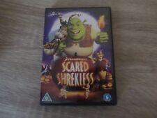 SHREK SCARED SHREKLESS DVD KIDS FAMILY FUN BOYS GIRLS HALLOWEEN DVD