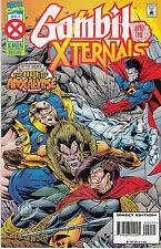 GAMBIT & THE X-TERNALS 2...NM-...1995...Age of Apocalypse!...Bargain!