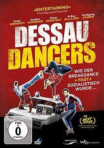 Sonja-Gerhart-Gordon-Kammerer-Wolfgang-Stumph-Dessau-Dancers-DVD-NUOVO