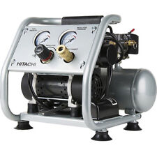Hitachi EC28M Portable 1 Gallon Oil-Free Quiet Air Compressor New