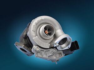 Turbolader-Garrett-Opel-Vivaro-1-9TDI-60-74KW-82-101PS-F9Q-717345-703245