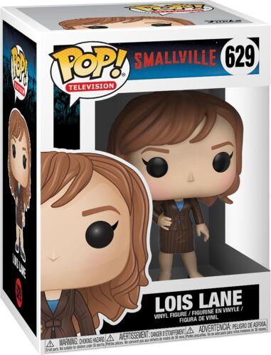 Funko POP Vinyl TV DC Smallville Lois Lane #629 Collectable Figure