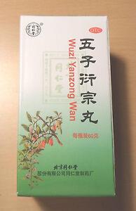 Details about Wuzi Yanzong Wan Wu Zi Yan Zong Low Sperm Count Male  Infertility Energy multiple