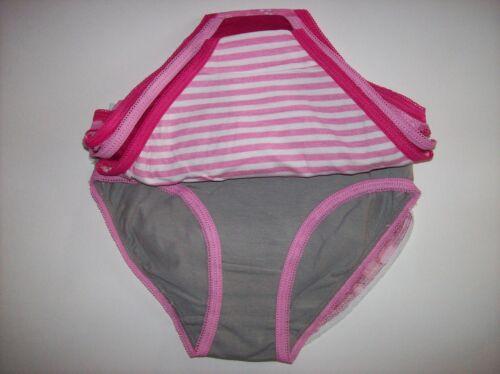 C/&C Underwear Underpants Girls Select Sz XS S M L XL 5pk Bikinis Hearts NIP