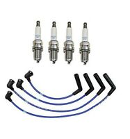 Ignition Kit Ngk Spark Plugs And Wire Set For For Hyundai Accent 00-02 L4 1.5l on sale