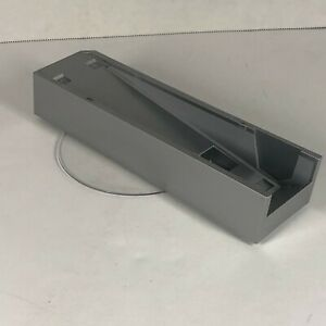 Original Nintendo Wii Base Stand with Clear Circle | RVL-017 | Gray | Used
