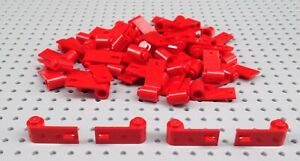 4 PAIRS PARTS 3822 AND 3821 RED LEFT AND RIGHT DOORS
