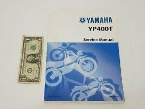 Yamaha-YP400T-Scooter-Service-Repair-Manual-OEM-Book