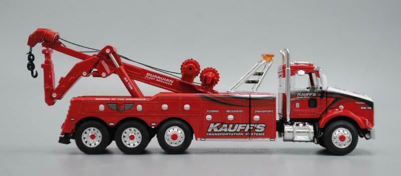 forma única DCP Kauff'S KW T800 con con con Tri-eje grúa 1 64 50th aniversario 60-0545  A la venta con descuento del 70%.