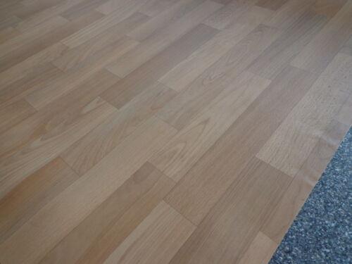 2 Meter Buche Home Style NK32 B1 Boden PVC CV Bodenbelag 12€//m²