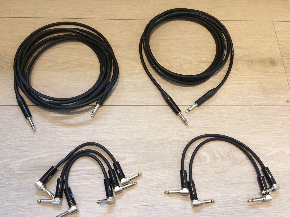 Instrument og patch kabler, Sommer Cable Tricone & Spirit