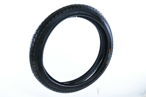 """47–305 16 x 1.75 2 PAIR BIKE TYRES CST """"TRACER CITY CLASSIC"""" CYCLE BLACK"""