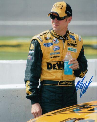 Matt Kenseth Signé (Nascar de Course) Daytona 500 8x10 Photo W / Coa