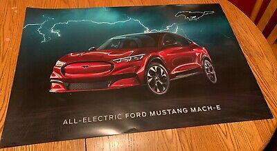 2020 Ford Mustang Mach E Brochure