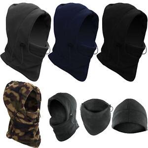 Passamontagna pile scaldacollo termico cappello collo MOTO SNOWBOARD HXX-16452