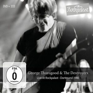GEORGE-THOROGOOD-amp-THE-DESTROYERS-LIVE-AT-ROCKPALAST-DORTMUND-1980-2-CD-DVD-NEW