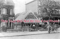 LO 209 - Gunnersbury Nursery, Chiswick High Road, London - 6x4 Photo
