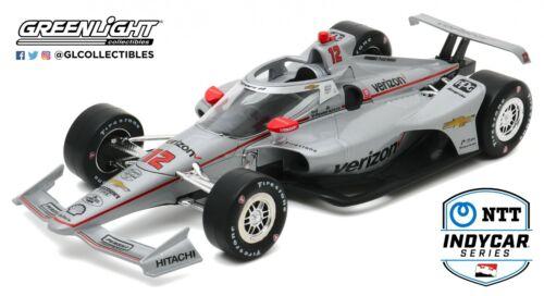 Will Power 2020 #12 Team Penske IndyCar 1:18 by Greenlight