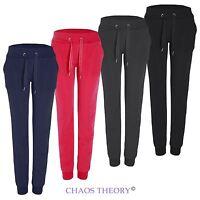 Ladies Womens Loungewear Pants Tracksuit Jogger Jogging Bottoms Yoga Fleece