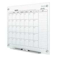 Quartet Infinity Magnetic Glass Calendar Board 48 X 36 Gc4836f on sale