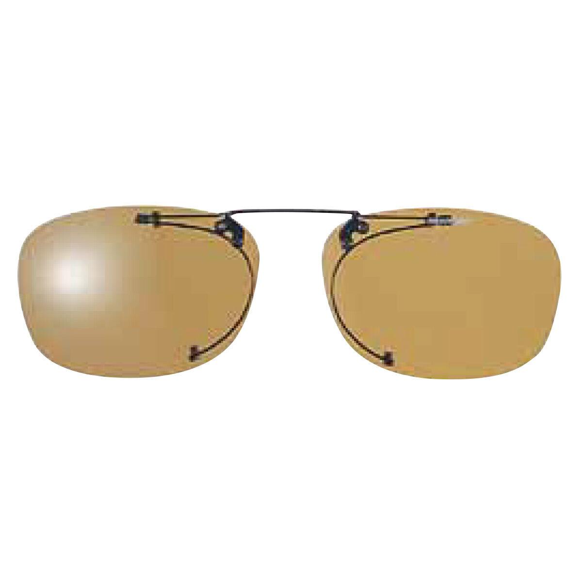 f347634bcf Gafas de sol Japón Clip en Levante UV Corte SCP-2 marrón claro 2 Polarizado  Cisnes nphfjl2311-Gafas de sol protectoras