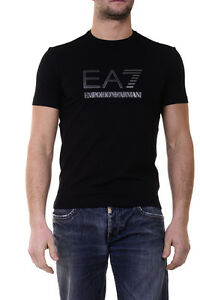 SzS 1200 Sweat vente de Man 6xpta5pj18z T shirt Ea7 Armani Blk Emporio Offre Rjc3A4L5q