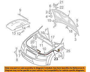 audi oem 02 06 a4 quattro hood latch lock release cable 8e1823531d rh ebay com Audi 2.8 Engine Diagram Audi Parts Diagram