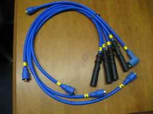 ESCORT-MK1-MK2-PINTO-MAGNECOR-80-HT-LEADS-8mm-BLUE