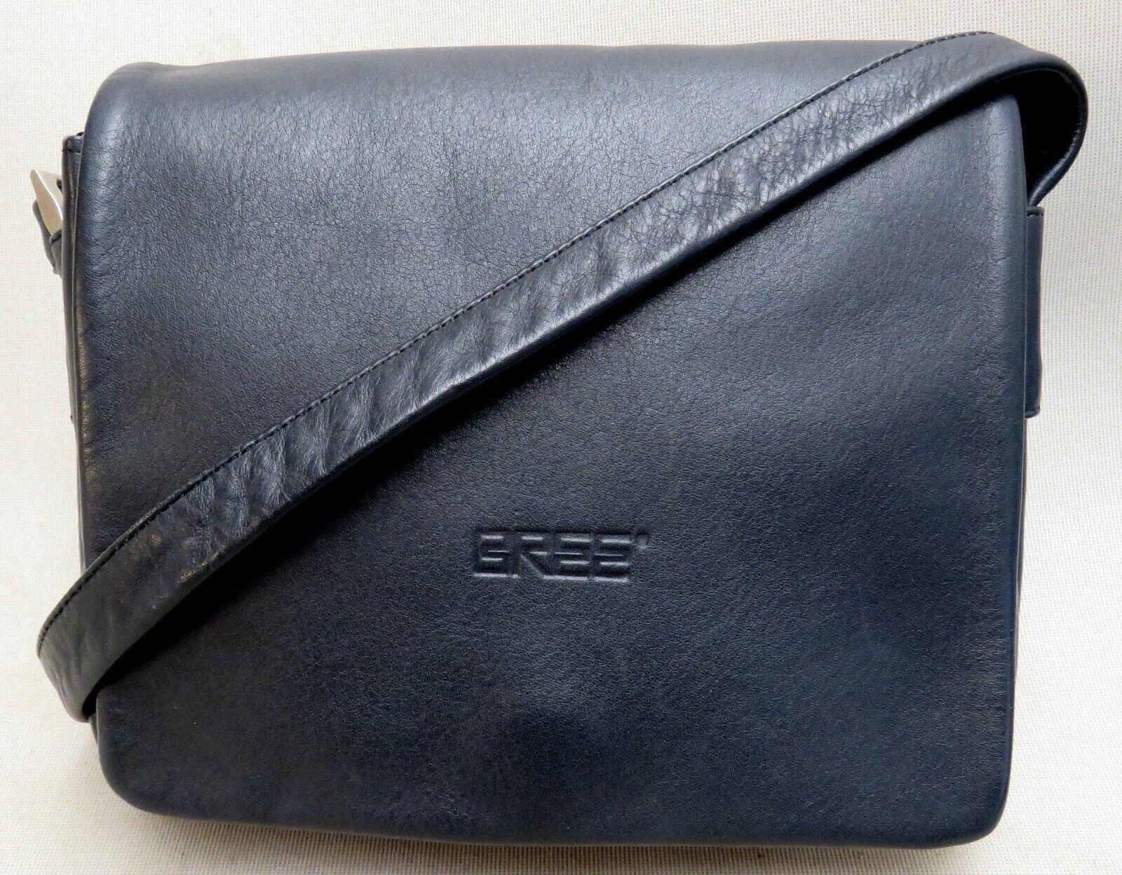 BREE Hochwertig LUXUS LUXUS LUXUS Handtasche LEDER Ledertasche ABENDTASCHE Schultertasche 86 | Schöne Farbe  8cb0d2