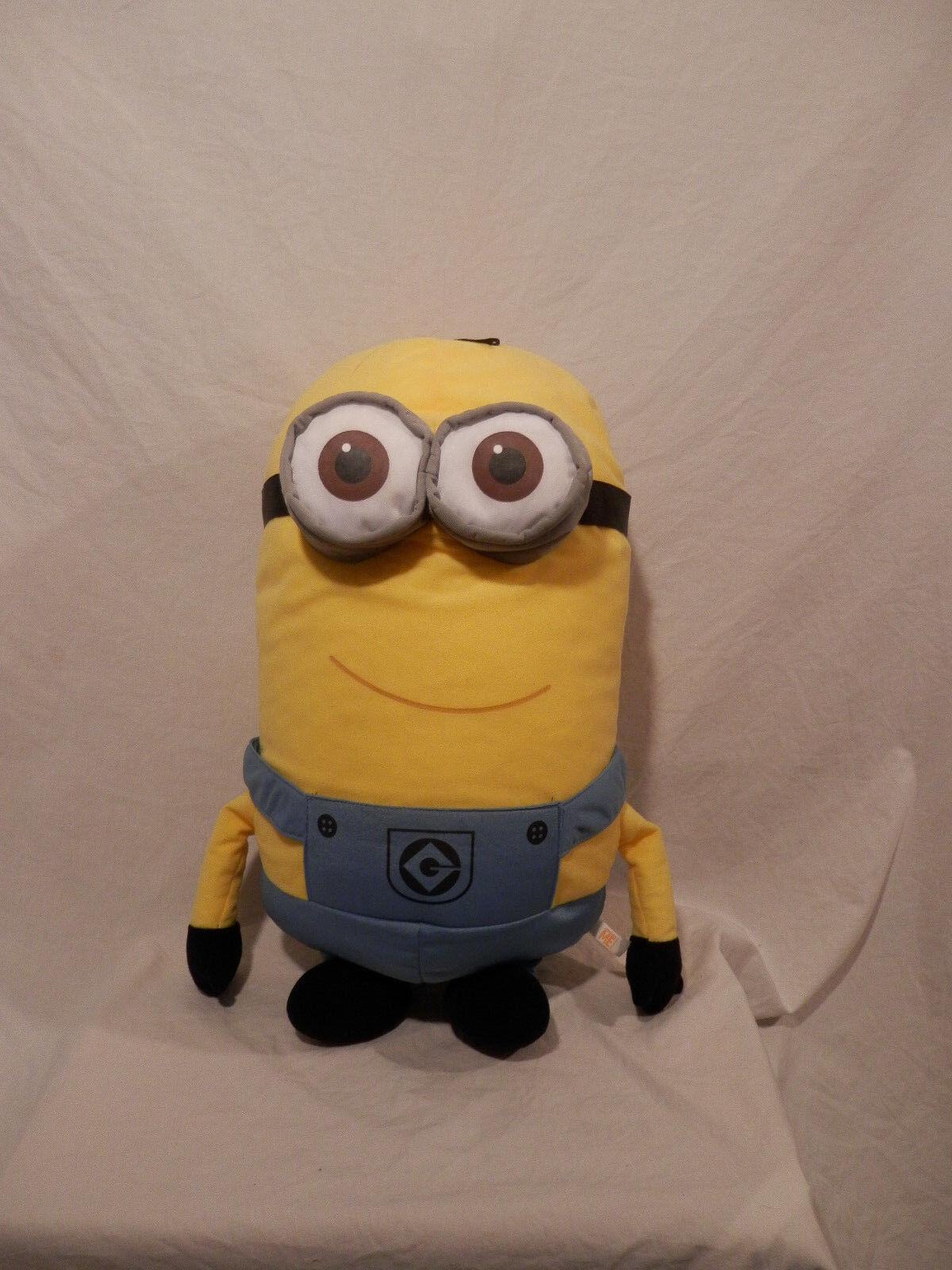 Despicable Me Minion Tim plush 22   3D 2 eyed