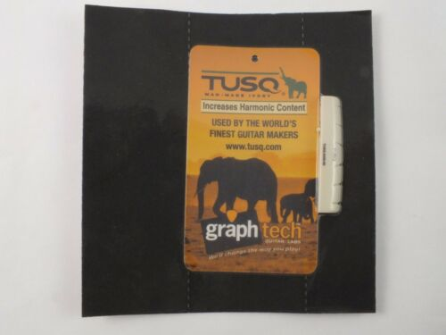 Graphtech PQ-6400-00 TUSQ NUT SLOTTED GIBSON ACOUSTIC