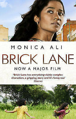 """AS NEW"" Ali, Monica, Brick Lane, Book"