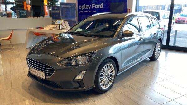 Ford Focus 1,0 EcoBoost Titanium stc. billede 0