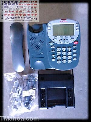 Avaya 2410 Business Speaker Phone 700381999 w// Cord Handset /& Stand REFURBISHED