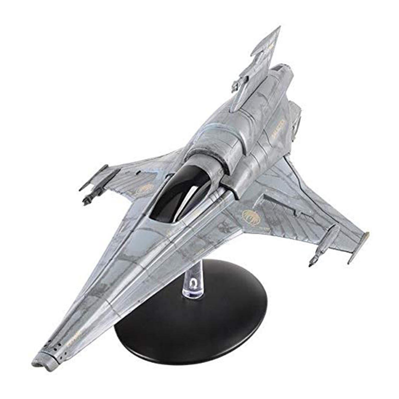 ahorrar en el despacho EAGLEMOSS Viper Mark VII barco réplica de de de nuevo en la Acción BattleEstrella Galactica  barato en línea