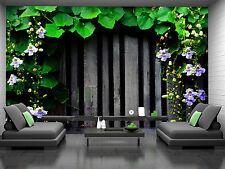 Vine of Flower Wall Mural Photo Wallpaper GIANT WALL DECOR PAPER POSTER