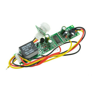 DC-12V-Useful-IR-Pyroelectric-Infrared-PIR-Motion-Sensor-Detector-Module-5A