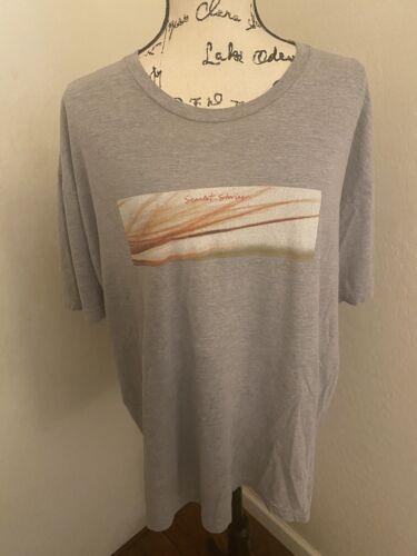 Tori Amos Scarlet Stories Gray Band Shirt Size 2XL