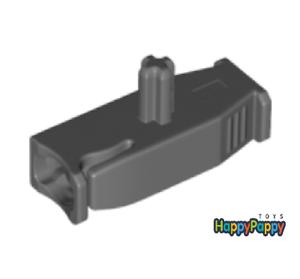 Lego 2x Projectile Launcher 4 x 2 x 1 Dunkel Grau Dark Bluish Gray 41812 Neu New