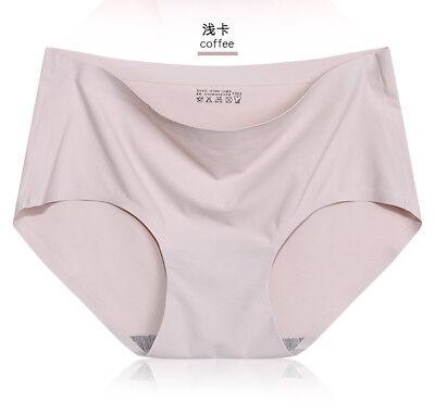 Sexy Women Soft Underpants Seamless Lingerie Briefs Hipster Underwear Panties