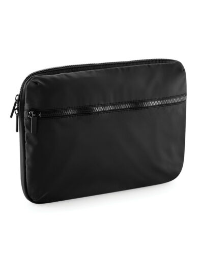 QUADRA Laptop Nero antiscivolo Custodia protettiva Cover Tasche file di documenti di viaggio
