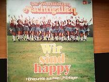 Die Westfälischen Nachtigallen – Wir Sind Happy  /LP/