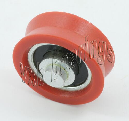 Nylon Window slide Bearing 5x21x11.5 Miniature Ball Bearings 8390 BO