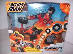 Action Man SKATEBOARD EXTREME Anno 1999